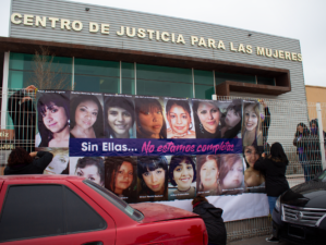 Centro de Justicia para las Mujeres Juarez